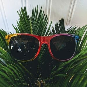 Victoria's Secret PINK rainbow sunglasses 🕶️